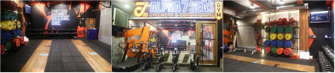 All Fitness Options in Andheri West, Mumbai | Fitternity
