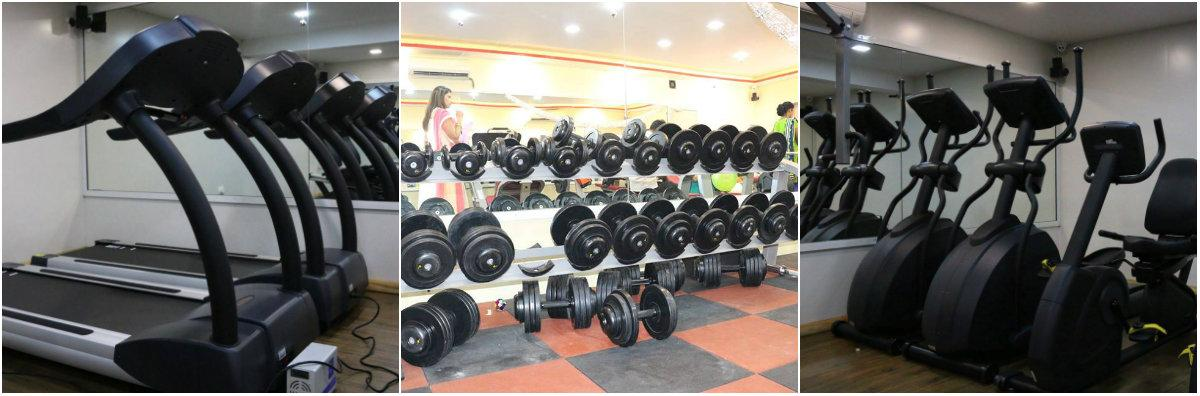Body garage fitness studio kandivali east mumbai fees facilities