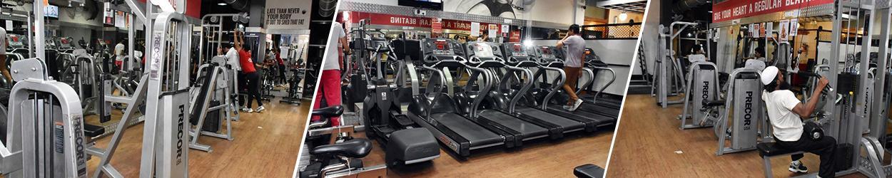 All fitness options in ghatkopar east mumbai fitternity