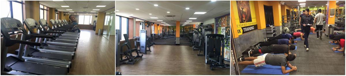 Anytime Fitness Gurgaon Sushant Lok 1 | Fitternity
