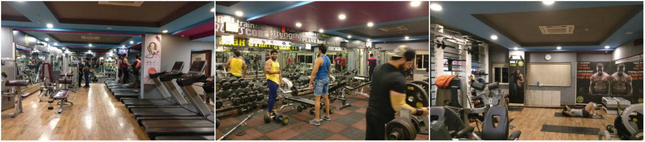 gym deals noida
