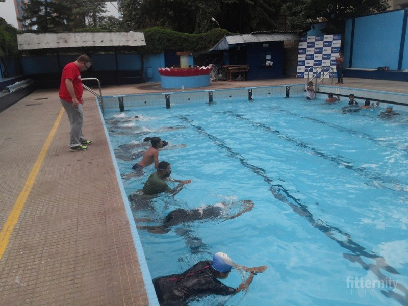 Offers On Best Swimming Pools And Classes For Swimming Coaching Near Me In Bangalore Fitternity