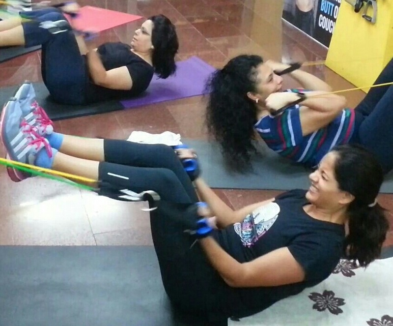 Calisthenics gym near me for women