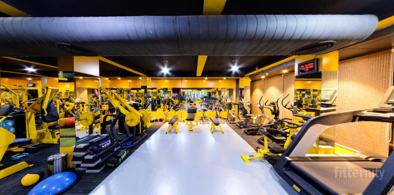 All fitness options in kishanbagh hyderabad fitternity