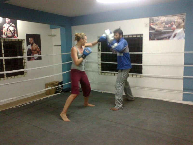 boxing classes in mumbai