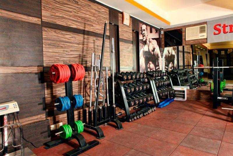 Elite fitness gym and spa delhi malviya nagar fitternity for Adamo salon malviya nagar