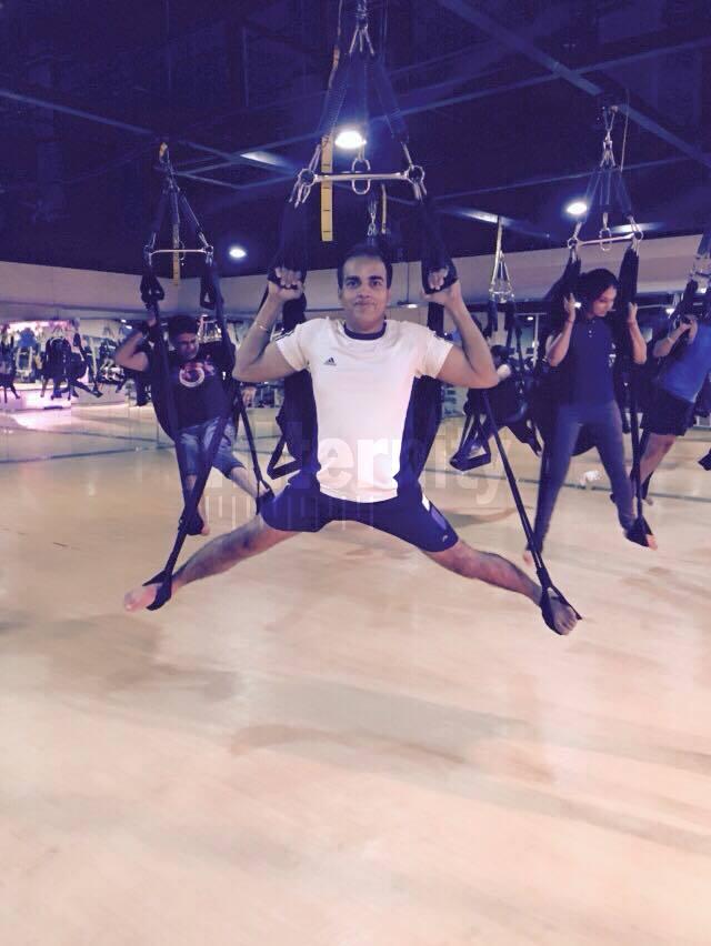 Celebrity Fitness Club Delhi Rajouri Garden Fitternity