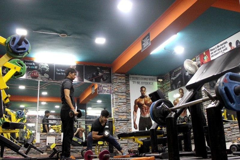The body garage unisex gym delhi krishna nagar fitternity