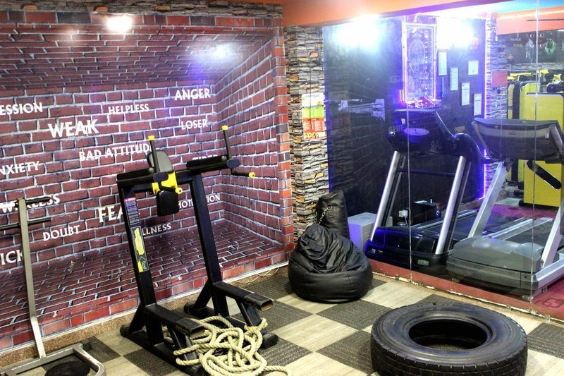 The body garage unisex gym delhi krishna nagar fitternity