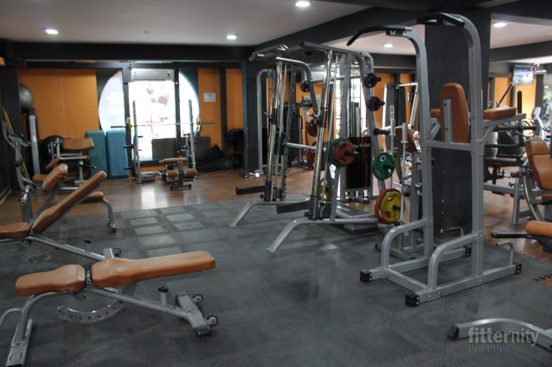 Core fitness bangalore hsr layout fitternity