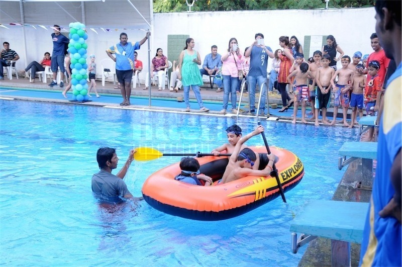 Juhu vileparle gymkhana club swimming pool juhu mumbai - Club mahindra kandaghat swimming pool ...