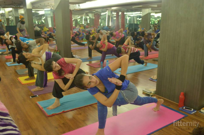 Offers on Best Fitness Studios Yoga Near Me in Whitefield ...