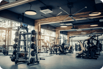 Sessions At Gyms & Fitness Chains