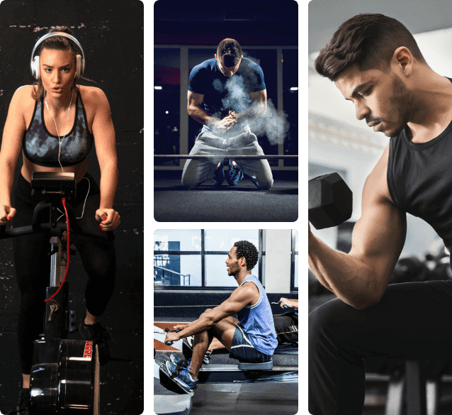 The All-in-one fitness membership